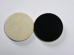 Felt Polishing Pad 2 inch