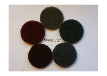 Non Woven 2 Inch Discs Mix