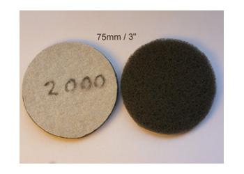 Non Woven 3 Inch Discs 320