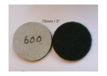 Non Woven 3 Inch Discs 600