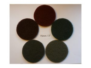 Non Woven 3 Inch Discs Mix