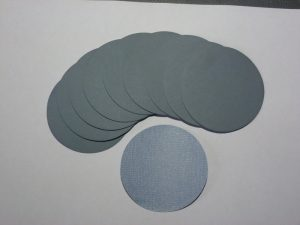 Very Fine Abrasive Discs 3 Inch
