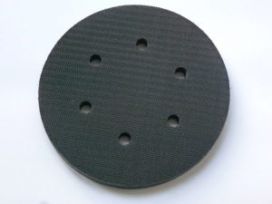 6 Inch Interface Pad With 6 Holes