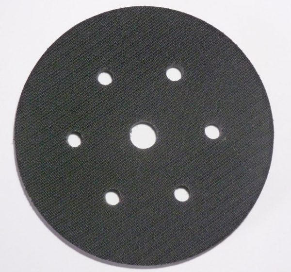 6 Inch Interface Pad With 7 Holes